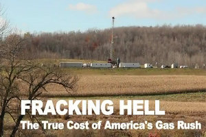Fracking Hell video