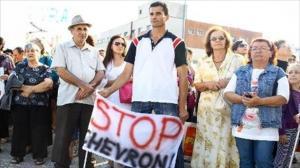 Rumania contra el fracking