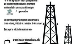 Si no quieres que se haga fracking en Cantabria, solicita la caducidad de los permisos