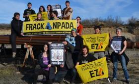 Acampada contra el fracking este verano en Vitoria-Gasteiz: La Frackanpada