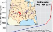 """7 millones de personas habitan zonas de riesgo sísmico por """"fracking"""" en EEUU"""