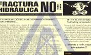 Publicada la hoja informativa de abril de 2016. Fracking. Cantabria