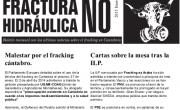 Publicada la hoja informativa de enero de 2015. Fracking. Cantabria