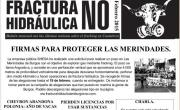 Publicada la hoja informativa de febrero de 2015. Fracking. Cantabria