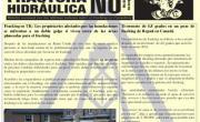 Publicada la hoja informativa de febrero de 2016. Fracking. Cantabria
