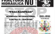 Publicada la hoja informativa de julio de 2015. Fracking Cantabria