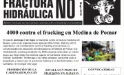 Publicada la hoja informativa de mayo de 2015. Fracking Cantabria