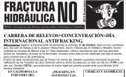 Publicada la hoja informativa de noviembre de 2014. Fracking. Cantabria