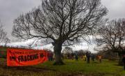 Pospuesta por mal tiempo la jornada de cuidado de los árboles en San Martín de Toranzo Fracking Cantabria