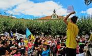 Las asambleas contra la fractura hidráulica de Cantabria, Burgos y País Vasco trabajamos juntas contra el permiso de investigación Angosto-1 de SHESA