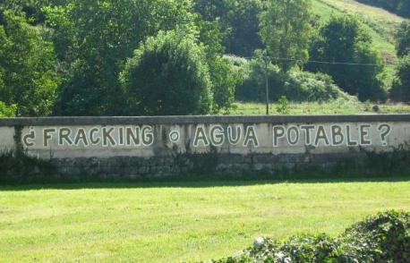 NOTA DE PRENSA: Cantabria quiere celebrar el fin del fracking