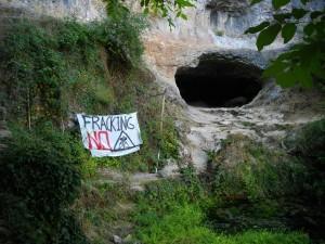 Resistir al invasor. Fracking Burgos Cantabria, Araba, Palencia, Bizkaia