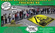 Convocada Cadena humana contra el fracking en las Merindades (Burgos)
