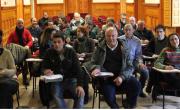 Alcaldes de Campoo-Los Valles unidos contra la fractura hidráulica. Fracking