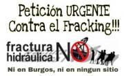 Campaña de envio de correos a la Junta y al MAGRAMA por los permisos de fracking Sedano y Urraca de Burgos