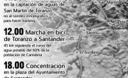 Sábado 19 de octubre: Marcha en bici por el Día Internacional contra la fractura hidráulica