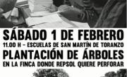 No al Fracking en Toranzo. Cantabria