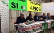 El campo burgalés se une contra el fracking en Las Merindades