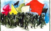 Participamos en las jornadas de conmemoración del día internacional de la lucha campesina en Ponferrada. Fracking